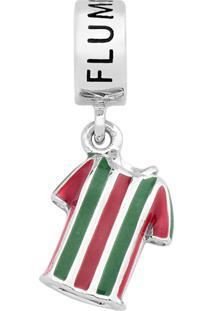Pingente Life Camiseta Do Fluminense