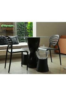 Conjunto Lounge Preto