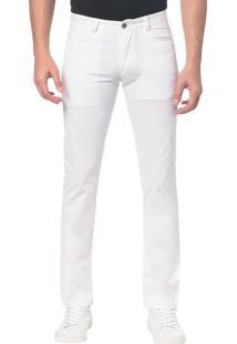 Calça Mas Color 5 Pockets - Branco 2 - 28