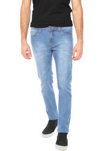 Calça Jeans Colcci Skinny Alex Azul