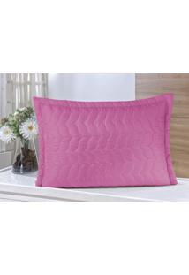 Porta Travesseiro Guga Tapetes Avulso Pink