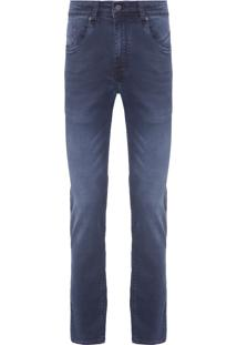 Calça Masculina Jeans Dark Power - Azul