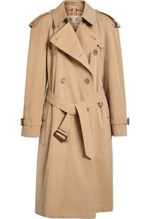 Burberry Trench Coat The Westminster Heritage - Neutro