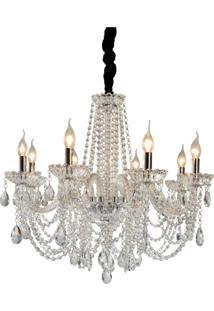 Lustre Lamp Show Carlisle Transparente