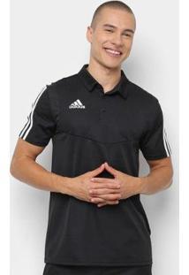 Camisa Polo Adidas Tiro 19 Masculina - Masculino