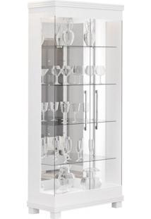 Cristaleira Cristal Imcal - Branco