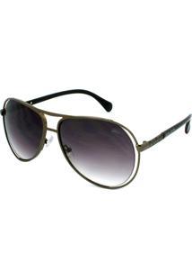 Óculos De Sol Sun John Carter Chumbo
