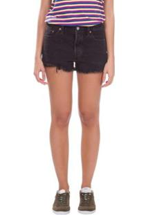 Short Jeans Levis feminino  77e2a2eb341