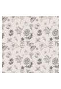 Papel De Parede Autocolante Rolo 0,58 X 5M - Floral 1210