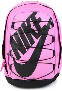 Mochila Nike Hayward 2.0 - Unissex-Rosa+Preto