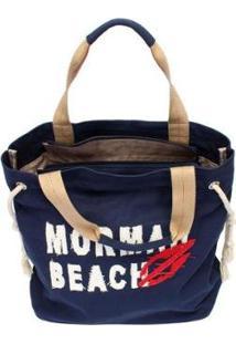 Kit Com Bolsa Sacola Utilitária + Shopping Bag - Mormaii - Feminino