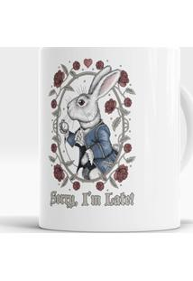 Caneca White Rabbit