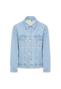 Jaqueta Refarm Jeans - Azul