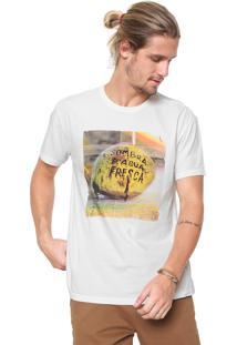 Camiseta Reserva Sombra E Água Fresca Off-White