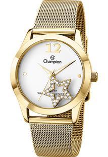 b4ac4da58a0 Relógio Digital Champion Dia A Dia feminino