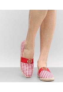 Alpargata Shoestock Vichy Feminina - Feminino
