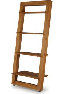 Estante Escada Equilibrio Cor Acacia Escovado - 23200 - Sun House