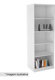 Armário Para Escritório Office Plus- Branco- 171,5X6Appunto Móveis