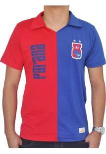 Camisa Retrô Mania Paraná Clube Anos 90 - Masculino