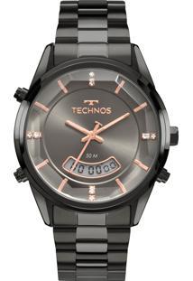 Relógio Technos Feminino Fashion T200Ak/4C