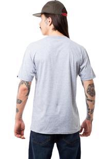 Camiseta Fallen Jt Mescla