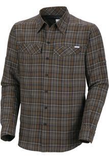 Camisa Masc Silver Ridge Plaid Am7441-251 Columbia