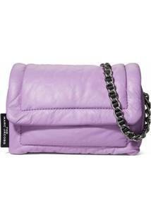 Marc Jacobs Bolsa Tote The Pillow - Roxo