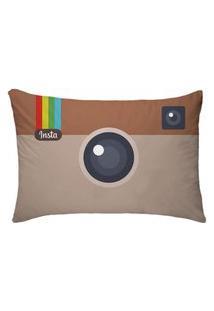 Fronha Para Travesseiros Nerderia E Lojaria Instagram Colorido