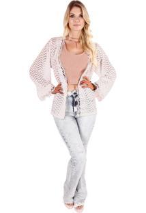 Kimono Rouperie Renda Off White