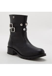 Bota Black Metais Cs Club Preto - Kanui