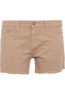 Bermuda Calvin Klein Jeans Fashion Bege