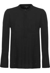 Camisa Hotfix Nick - Preto