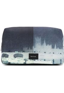 Paul Smith Necessaire Cityscape - Azul