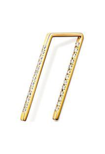 Shihara Brinco De Diamantes '0202' - Metálico