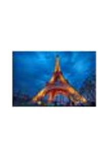 Painel Adesivo De Parede - Torre Eiffel - 244Pn-G