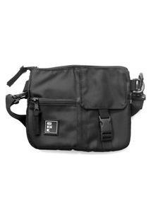 Shoulder Bag Pochete My Pocket Slim Preta