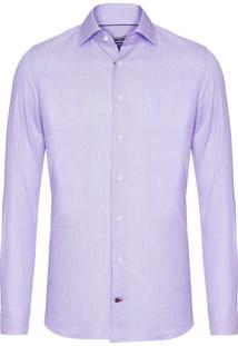 Camisa Masculina Prk - Rosa