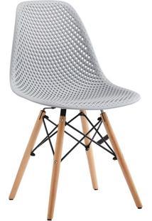 Cadeira Eloá Cinza