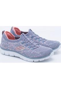 c9504f691d5 ... Tênis Skechers Empire Sharp Thinking Feminino 34