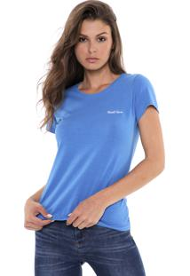 Camiseta Planet Girls Lisa Azul