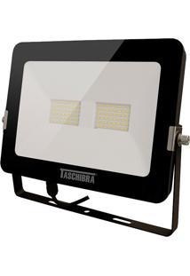 Refletor Led Taschibra 50W 6500K Tr 50 Preto 220V