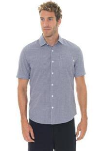 Camisa Timberland Suncook River Small Gingham Slim Masculina - Masculino