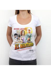 El Mentiroso - Camiseta Clássica Feminina