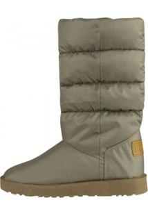 Bota Barth Shoes Snow Caqui