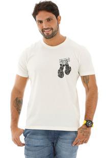 Camiseta Everlast Básica Branca