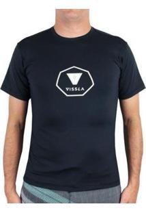 Camiseta Vissla Lycra Manga Longa - Masculino