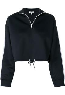 Kenzo Suéter Esportivo - Preto
