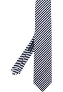 Etro Gravata Listrada - Estampado