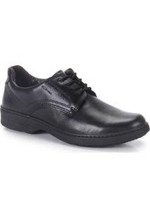 Sapato Casual Masculino Pegada- Preto