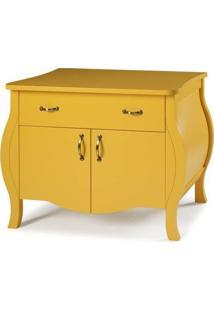 Cômoda Doors - Amarelo - Tommy Design